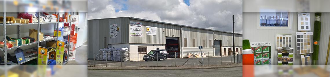 Roofmart Bayonne, une nouvelle agence en Aquitaine