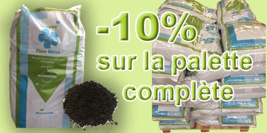 Offre promotionnelle Landmart / 1er février – 31 mars 2020 : Terreau spécial paysage