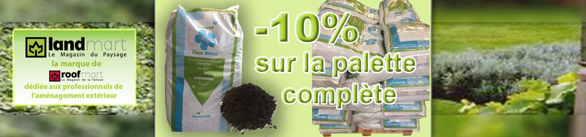 Offre promotionnelle Landmart / 1er février - 31 mars 2020 : Terreau spécial paysage