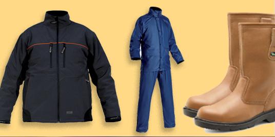 Vêtements automne/hiver – offre promotionnelle