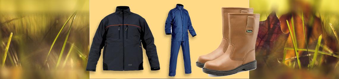 Vêtements automne/hiver - offre promotionnelle
