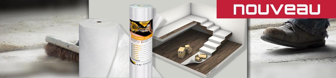 Nouveau produit chez Roofmart - Bâche de recouvrement antidérapante Floorliner™ Basic
